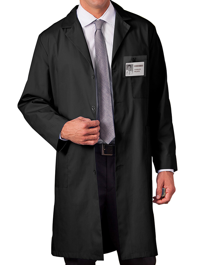 Meta 6116 Unisex 40 Inch Colored Medical Lab Coats