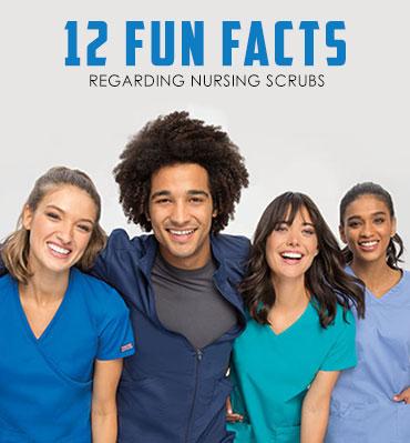 12 Fun Facts Regarding Nursing Scrubs