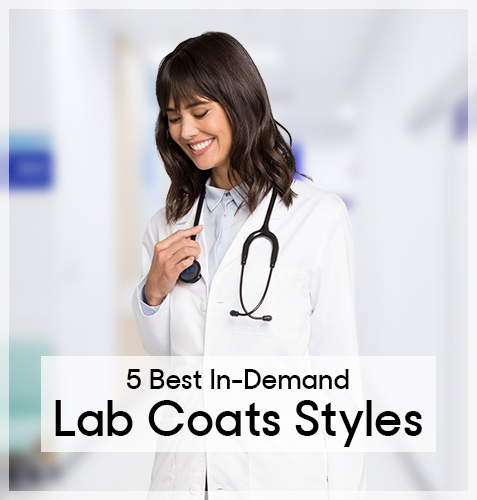 5 Best In-Demand Lab Coats Style