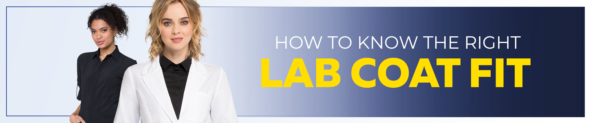 How to Know the Right Lab Coat Fit