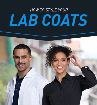 How to Style Your Lab Coats - Ultimate Guide