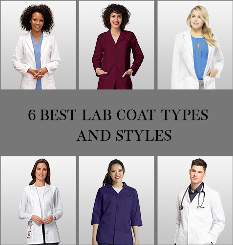 6 Best Lab Coat Types and Styles