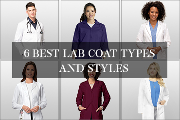 6 Best Lab Coat Types and Style
