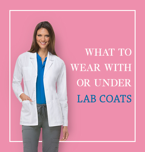 What to Wear With or Under a Lab Coat