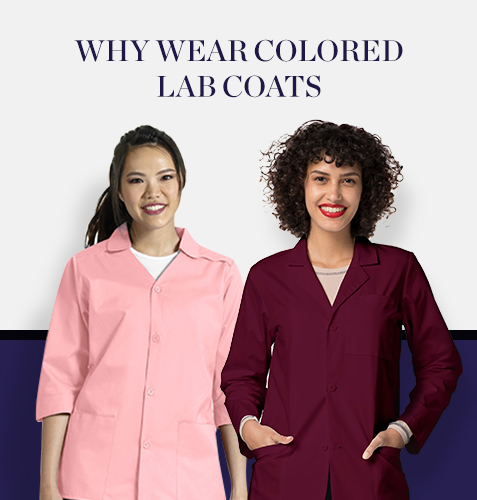 Why Wear Colored Lab Coats?