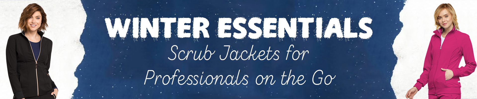 Winter Essentials - Scrub Jackets for Professionals on the Go