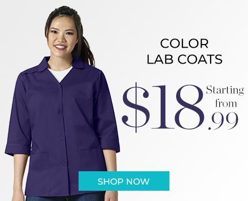 color Labcoats