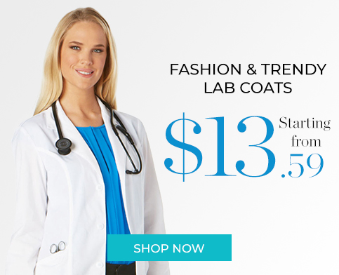 Fashion Labcoat