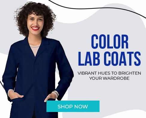 Color Lab Coats
