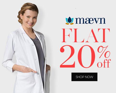 maevn labcoats